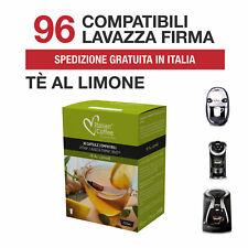 96 Capsule Tè al Limone compatibili Lavazza Firma / Vitha Group