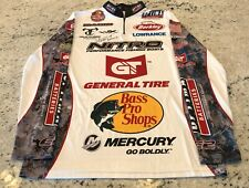 Edwin Evers Autographed Bass Pro Tour Tournament Long Sleeve Jersey