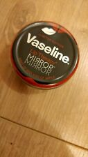 Vaseline Lip Therapy Tin Limited Edition Mirror Mirror Hint of Red Kiss of Apple