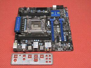 MSI X79MA-GD45 LGA 2011 Intel X79 SATA 6Gb/s USB 3.0 Micro ATX Intel Motherboard
