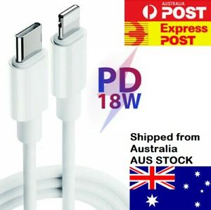 PD 18W MFi Certified Charging Type-C to Lightning Cable For Apple iPhone 12 11 X