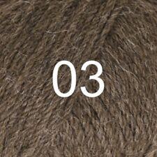 DROPS 100% Super Fine Alpaca DK yarn - PUNA Double Knitting UNTREATED,UNBLEACHED