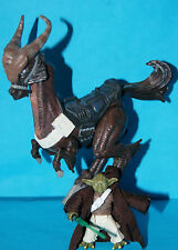 STAR WARS 30TH YODA & KYBUCK EXPANDED UNIVERSE LOOSE COMPLETE
