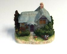 Thomas Kinkade Painter Of Light Sculpted Cottages Village Figurine
