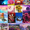 DIY 5D Diamond Painting Embroidery Cross Crafts Stitch Kit Home Art Decor Gifts