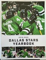 2019 2020 DALLAS STARS YEARBOOK NHL HOCKEY PROGRAM 66 PAGES STANLEY CUP CHAMPS ?