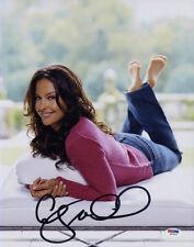 Ashley Judd SIGNED 11x14 Photo Divergent De-Lovely Heat PSA/DNA AUTOGRAPHED HOT