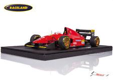 Ferrari 412T1 V12 Scuderia Ferrari 3° GP Kanada 1994 Jean Alesi GP Replicas 1:18