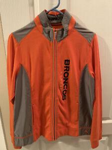 Tommy Bahama Broncos NFL  Full-Zip Jacket Size Large NWOT
