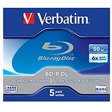 Verbatim Blu-ray BD-R DL 50gb