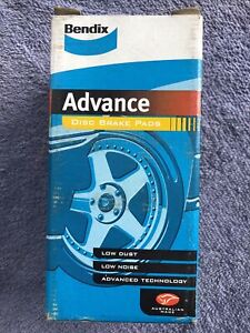 BENDIX Advance Brake Pads DB1024 AD Suits Ford Cortina TE Front Free Postage