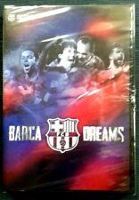 """BARÇA DREAMS"" DVD NUEVO!! DVD NEW !! SEALED ! FC BARCELONA- MESSI - INIESTA FCB"
