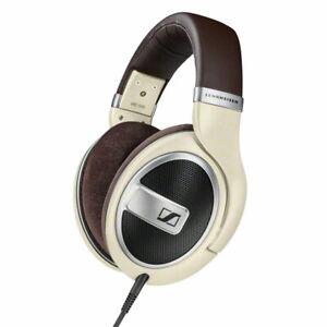 Sennheiser HD599 Open Back Around-Ear Headphones - Ivory