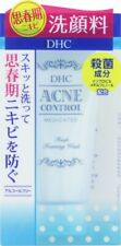 DHC Medicated Acne Control Fresh Forming Wash 130g Japan F/S