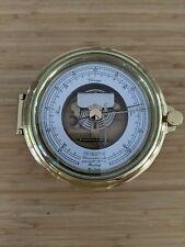 Vintage Wempe Chronometer Werke Barometer Gegrundet 1905 Hamburg Germany