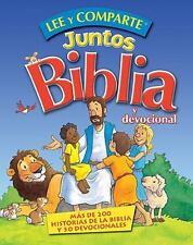 Lee y Comparte Juntos Biblia y Devocional : Más de 200 Historias Bíblicas y...