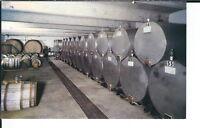 AY-199 - Huber's Wine Celler Borden, IN, 1960's-1970's Advertising Postcard