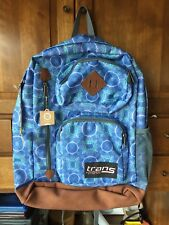 "Trans by Jansport 17.7"" Transfer Backpack - Crystal Kaleidoscope W/Laptop Sleeve"