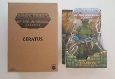 Motu Classics Ceratus Masters of the Universe He-man series