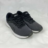 Asics Fusex Lyte Mens Size 9 Running Trainers T719N Sneakers Shoes Gray/Black