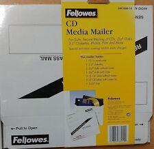 CD Media Mailer Lot of 20