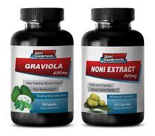 weight loss products - GRAVIOLA – NONI COMBO 2B - graviola fruit