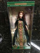 New BARBIE DOLL 2001 DOLLS OF THE WORLD PRINCESS OF IRELAND