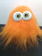Emerald Toy Orange Big Sparkly Eye Plush Hip Redemption Prize Stuffed Toy