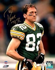 Packers Receiver DON BEEBE #82 Signed 8x10 Photo #2  AUTO -  SB XXXI Champ