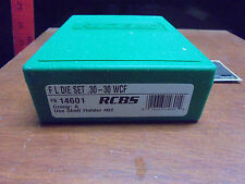 Brand New RCBS 30 - 30 wcf Reloading hand Loading reloader Free shipping 14601
