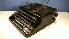 Vintage Typewriter Erika 5 Antique Seidel & Naumann Germany