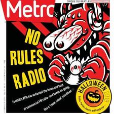 2019 The METRO Weekly Newspaper - KFJC FM Radio 60th Anniversary