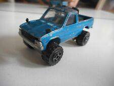 Majorette 4x4 Toyota Pick-up in Blue