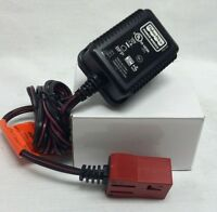 Power Wheels 6 Volt Charger For 00801-0712 RED 6v Battery Genuine Fisher Price