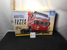 Model Semi Kit Mercedes Benz 2448 Super Truck