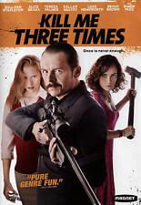 Kill Me Three Times (DVD, 2015)  Sullivan Stapleton, Simon Pegg, Luke Hemsworth