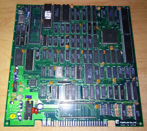 NOT WORKING* *FOR PARTS *REPAIR* TRUXTON 2 ARCADE PCB BOARD *TOAPLAN *BEST OFFER