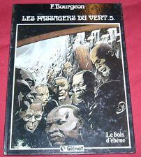 LES PASSAGERS DU VENT 5 - LE BOIS D'EBENE - BOURGEON - GLENAT - EO - BE