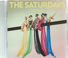 CD album - THE SATURDAYS - WORDSHAKER
