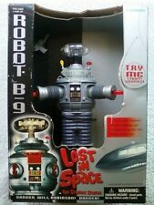 """LOST IN SPACE Robot B-9 Small 7"""" Collector Edition"""