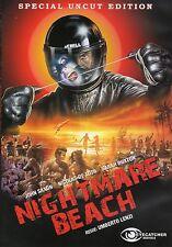 Nightmare Beach - welcome to Spring Break , uncut , Eyecatcher , DVD , Cover A