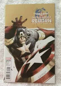Captain America Reborn 3 Limited Series Variant Cover  NM+ 9.6 or better L@@K!