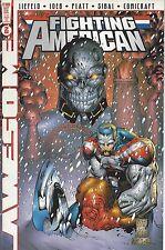 1997 Comic-Fighting American Vol. 3 No. 2