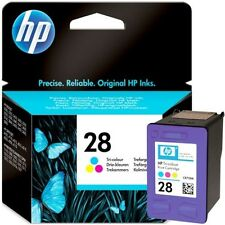 ORIGINAL & SEALED HP28 / C8728A COLOUR INK CARTRIDGE - SWIFTLY POSTED!!