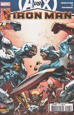 IRON MAN N° 5 Marvel France 1ère Série Panini LE PLUS HIGH-TECH DES AVENGERS