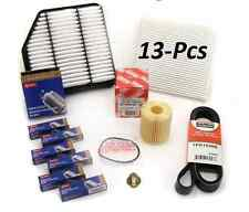 Lexus IS250 IS 350 GS350 Tune-Up Kit Cap-Rotor-Spark Plugs-Cabin-Oil-Air