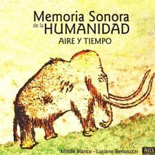 Aire Y Tiempo - Memoria Sonora de la Humanidad [New CD] Argentina - Import