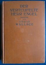Edgar Wallace   Der verteufelte Herr Engel   Josef Singer Verlag Berlin 1928  2.