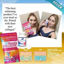 LUXCENT + PURE BEAUTY COLLAGEN Combo 🇺🇸 Seller (New Stock) Good For 1 Month