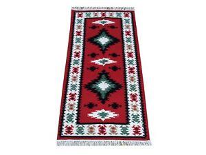 Hand-Woven Oriental Kilim Reversible Handmade 100% Wool Rug 2.0X4.1 Brrsf-483
